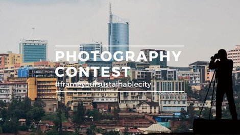 Concours de photographie #FrameYourSustainableCity